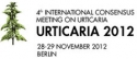 4th International Consensus Meeting On Urticaria